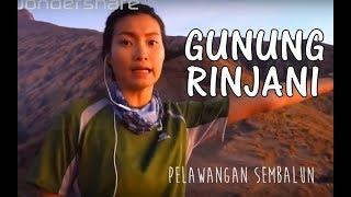 """Para Petualang Cantik - Trans 7 """"Rinjani Expedition"""" dengan sepatu Hi-Tec"""