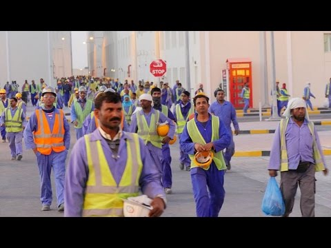 #DohaFashionFridays: Portraying Qatar's migrant workers | Follow the Hashtag