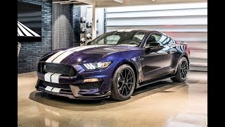 New Ford Mustang Shelby GT350 Concept 2019 - 2020 Review, Photos, Exhibition, Exterior and Interior