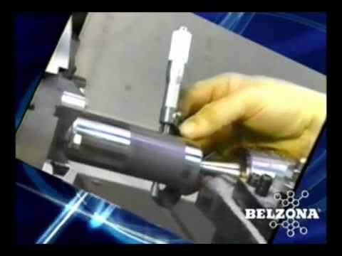 Damaged Shaft Repair Solutions - Belzona® - MPT