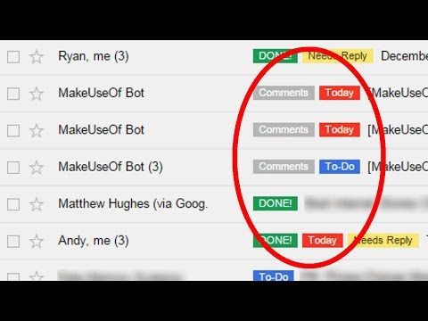 How To Create Labels In Gmail (Gmail Tips & Tricks)