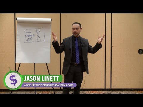 HYPNOTIC HEADLINES: Jason Linett at HypnoThoughts Live 2017