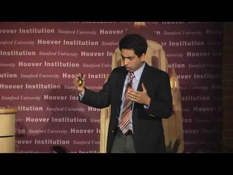 Founder of the Khan Academy speaks at the Hoover Institution