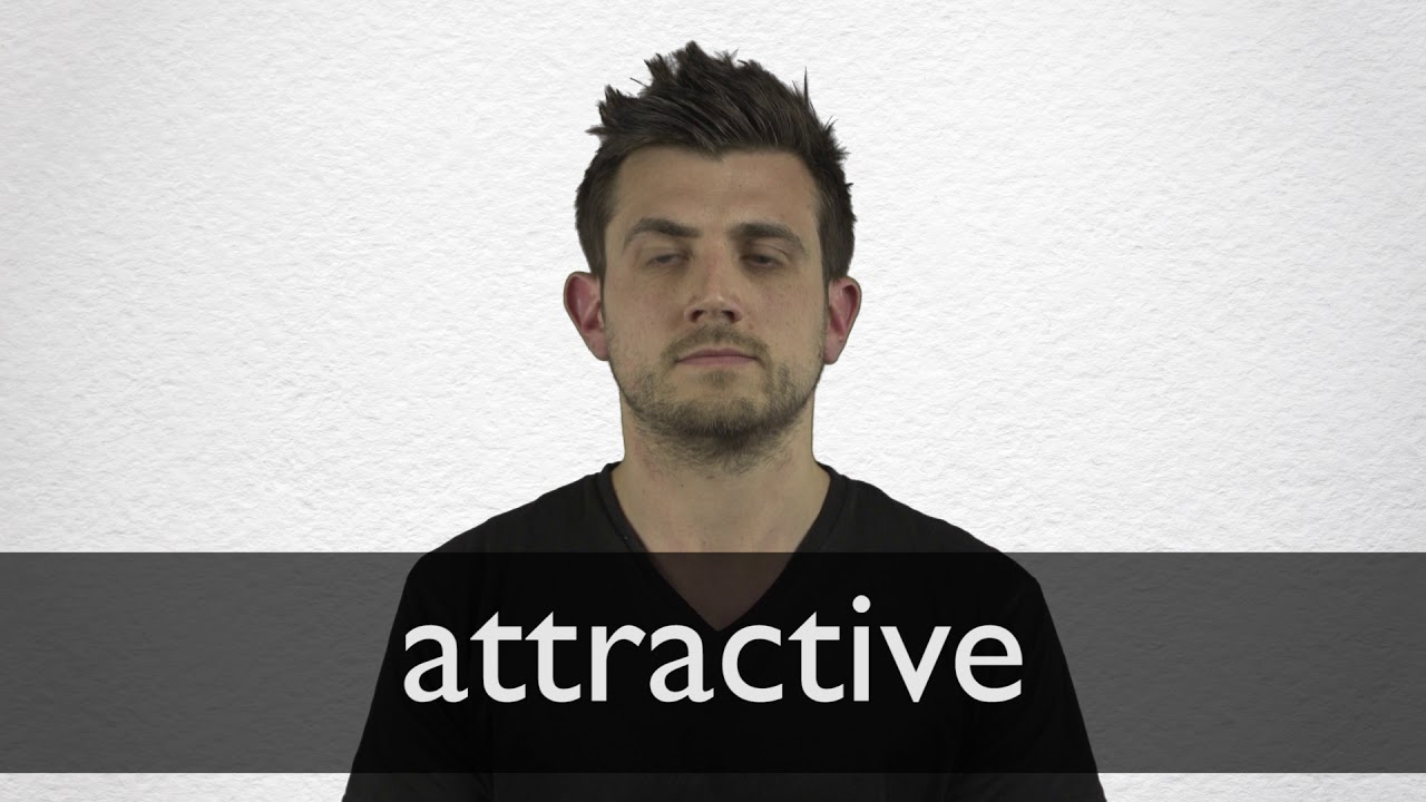 Attractive definition and meaning | Collins English Dictionary