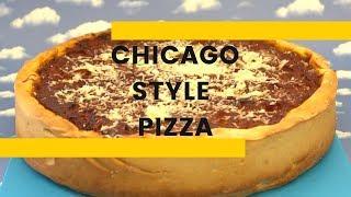Chicago-Style Pizza   #DoStathi
