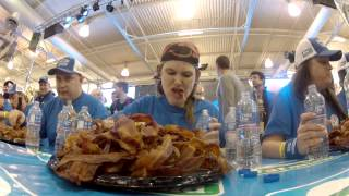 Molly Schuyler eating contests