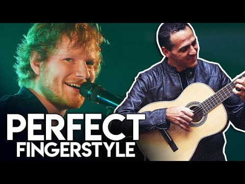 perfect---ed-sheeran---fingerstyle