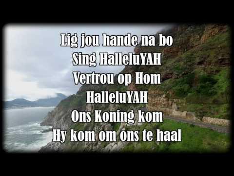 Saam sing - Ons Koning kom