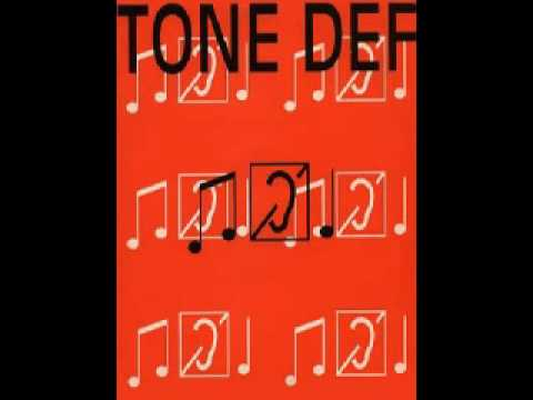 Tone Def - Tone Def / Hectic House