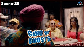 All Ghosts conduct meeting in order to get rid of Bhuteria (Rajesh Khattar)