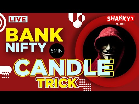 Live Trading in NSE  Banknifty  Nifty50   CPR Price Action Trick 24th February