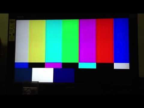 Aksyon TV - Test Card