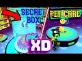 SECRET BOX AND PET FEED TUTORIAL PK XD GAME PET SHOP UPDATE JUNE 2020