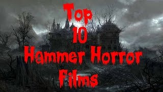 Top 10 Hammer Films