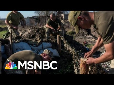 Amid Trump Impeachment, Ukraine Struggles To Fight Back Russian Aggression | The 11th Hour | MSNBC