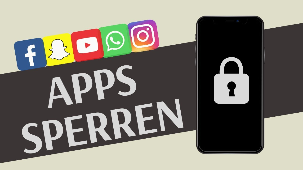 Apps Sperren