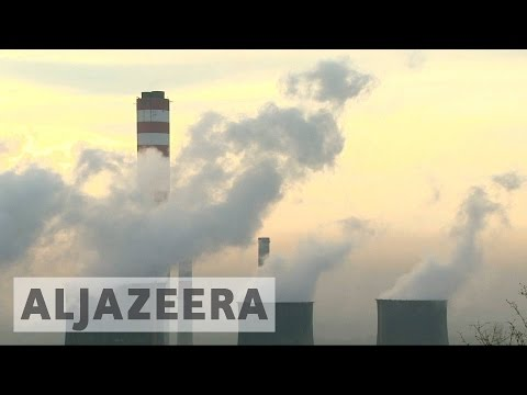 Paris climate change agreement comes into effect