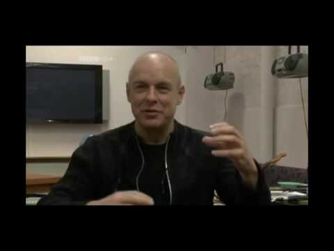 In 36 seconds, Brian Eno explains the loss of humanity in modern music.