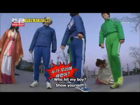 [Running Man Ep.137] Blue & Green Idiot Team meet