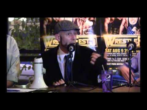 WrestleFest 5 Press Conference!