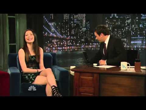06 10   Miranda no programa  Late Night with Jimmy Fallon