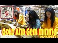 Great Wolf Lodge Oliver Mining Co- Mining for treasure  ok4kidstv video 108