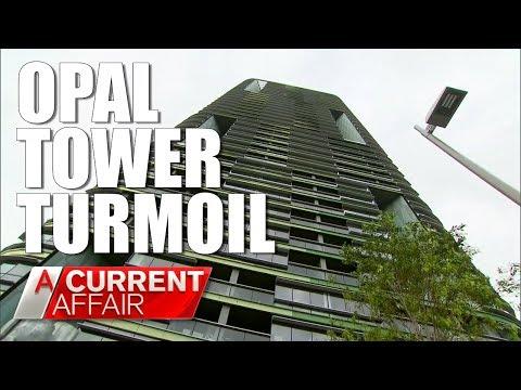 Opal Tower Turmoil   A Current Affair Australia