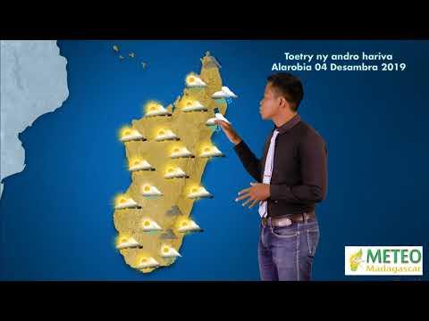 Meteo Alarobia 04 Desambra 2019 (VM)