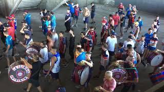 San Lorenzo 1 Newells 1 ENTRADA DE LA BUTTELER