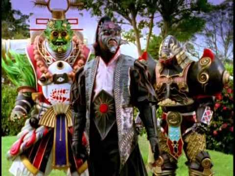 Power Rangers Tormenta Ninja 02 No