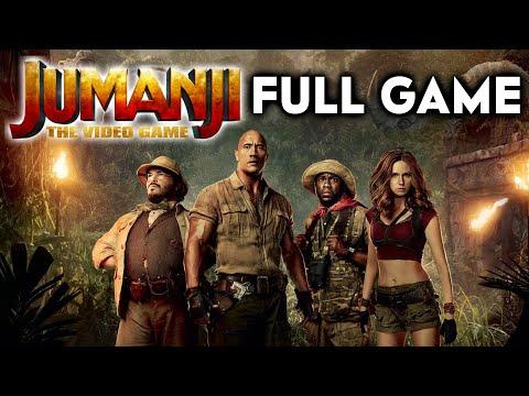 Download JUMANJI THE VIDEO GAME Full Game Gameplay Walkthrough [1080p HD Nintendo Switch]