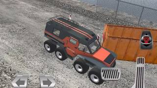 Quarry Driver 3 Giant Trucks   IOS Gameplay #3