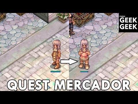 RAG: Quest Mercador – Ragnarok Online – iRO RE:START! (Quests)