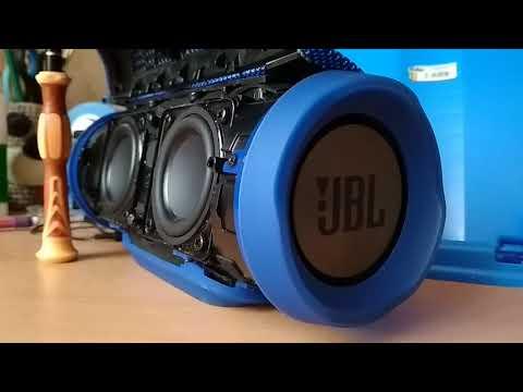 JBL Charge 3 - Aqua Drop Bass Boosted
