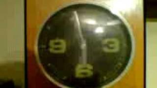 Zegar Ścienny Predom-Metrom