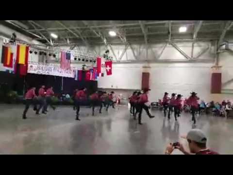 Dance Academy of Mexico  Calabaceados 2016