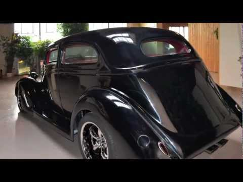 Wardley 1936 ford 2 door sedan classic car youtube for 1936 ford 2 door sedan