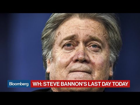 Bannon Ousted as President Trump