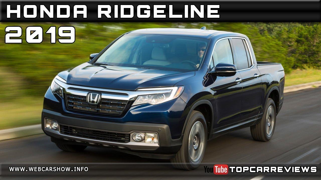 2019 Honda Ridgeline Review Rendered Price Specs Release Date Youtube