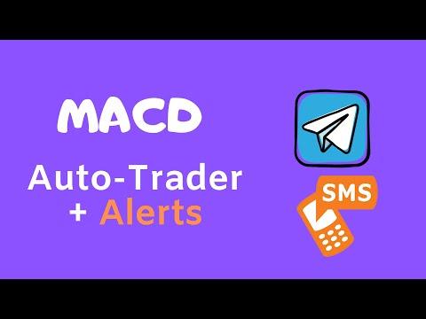 cTrader MACD Auto Trader & Instant Alerts