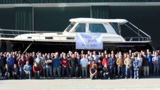 BostonYacht.com - Sabre Yachts 3000th Hull Built