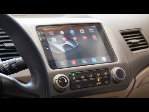 How To Install An IPad In YOUR CAR