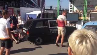 Чемпионат Сибири в Новосибирске 2016 db drag. Финал SS NW