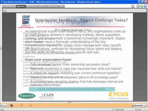 Maintaining a Talented Supplychain Management Workforce