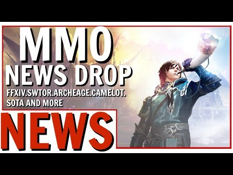MMO News Drop: FFXIV, SWTOR, ArcheAge, Camelot Unchained and More!