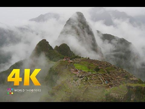 "#058 ""Machu Picchu, Peru"" in 4K (マチュピチュ/ペルー)世界一周25カ国目"