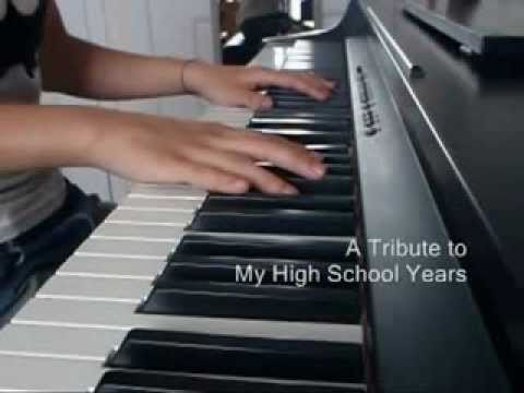 Yiruma's Kiss The Rain - My High School Memories (Free Sheet Music)