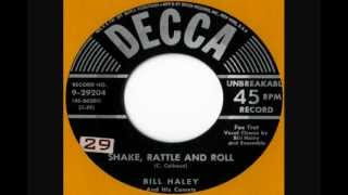 Bill Haley & His Comets - Shake Rattle & Roll