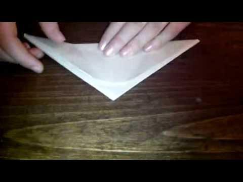Fabriquer Des Griffes En Origami Facile Youtube