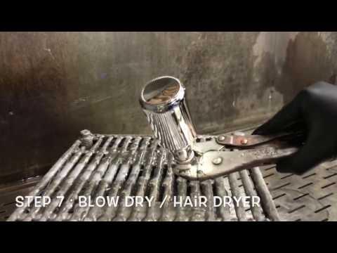 DIY Chrome Kit HONGKONG